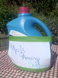 How Much Fabric Softener To Use Make Your Own Fabric Softener Just A Little Nutty