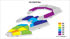 Birmingham Jefferson Civic Center Seating Chart Bjcc Concert Hall Birmingham Al Seating Chart