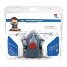 Half Mask Respirator Size Chart 3m N95 Mask