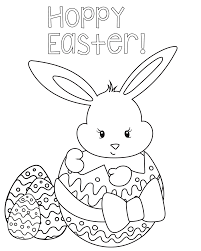 Easter Coloring Pages For Children S Church With Preschool Kids Free