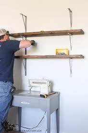 diy office shelves.  Diy DIY Office Shelves By The Wood Grain Cottage On Diy O