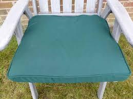 garden furniture cushion deep square seat pad armchair cushion 47x52x7