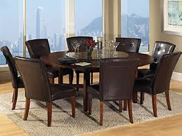 round dining table for 8. round dining room table for 8 with marvelous tables
