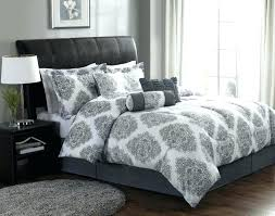 Grey And White Bedding Ideas Gray And White Bedroom Ideas Gray ...