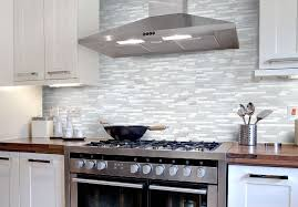 white glass tile backsplash ideas interesting
