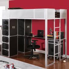 Fascinating DIY Loft Bed Home Design Furniture