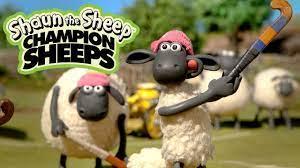 Khúc côn cầu   Championsheeps   Những Chú Cừu Thông Minh [Shaun the Sheep]  - YouTube