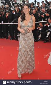 """CANNES, FRANCE. May 17, 2009: Evangeline Lilly at the premiere of  """"Vengeance"""" in competition at the 62nd Festival de Cannes. © 2009 Paul  Smith / Featureflash Stock Photo - Alamy"""