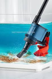 Máy hút cặn, vệ sinh hồ cá SOBO BO - 028 công suất 28W chuyên dành cho hồ cá  rồng, cá cảnh [ĐƯỢC KIỂM HÀNG] 28805352 - 28805352 | Lọc nước hồ cá