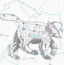 Реферат Созвездие Большой медведицы На современных звездных картах созвездие Большой Медведицы занимает гораздо большее место чем то семизвездие в форме ковша с которым обычно связывается