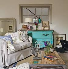 French Style Country Room