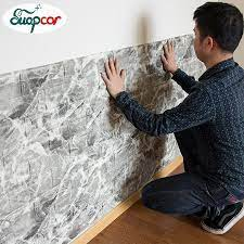 Brick Wall Sticker Bedroom Home Decor ...