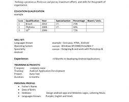 Resume Example Step By Step Resume Builder For Free Resume Cover