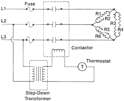 heater wiring diagram heater image wiring diagram 3 phase heater wiring diagram 3 wiring diagrams on heater wiring diagram