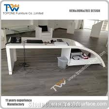 desk tops furniture. Corian Acrylic Solid Surface Office Desk For Executive Table Sale, Artificial Marble Stone Tables Furniture, Manmade Tops Furniture