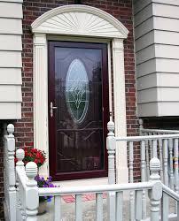 doors therma tru fiberglass entry door fiberglass entry doors with sidelights storm front door full