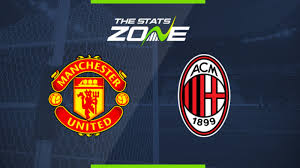 Manchester United vs AC Milan Preview & Prediction - The Stats Zone