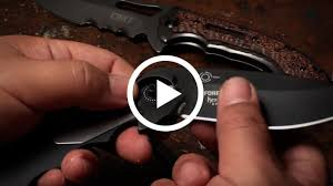 Видео: Как ухаживать за <b>складным</b> карманным <b>ножом</b> с ...