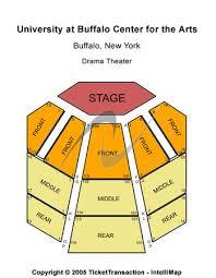 University At Buffalo Center For The Arts Tickets In Buffalo