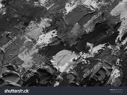 black and white oil paintings on canvas oil paint texture grunge black white stock ilration 306779654