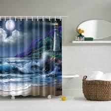 Lighthouse Bedroom Decor Online Get Cheap Lighthouse Curtains Aliexpresscom Alibaba Group