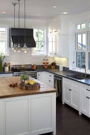 Best 25+ Black granite ideas on Pinterest | Black granite countertops, Black  granite kitchen and Black granite white cabinets