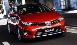 2013 Toyota Corolla S - Onsurga