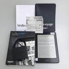 Máy Nhật Cũ] Máy đọc sách Kindle Voyage Code 80063