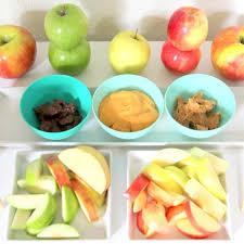 Family Fall Fun Apple Sampler Taste Test