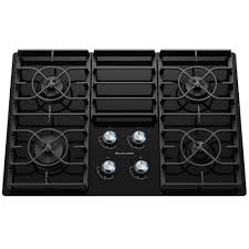 Gas Cooktop Glass Kitchenaid Architect Series Ii 30 In Gas On Glass Gas Cooktop In
