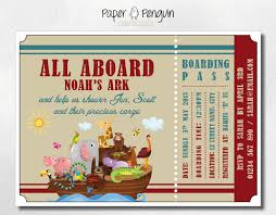 noahs ark baby shower ideas for baby shower party. Items Similar To All Aboard Noah\u0027s Ark Baby Shower Invitation - Printable Digital Download Invites On Etsy Noahs Ideas For Party