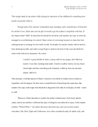 examples of a memoir essay co examples