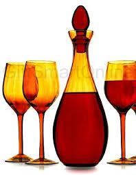 nice wine glasses brand. Interesting Nice GLASS 5pc WINE SETDecanter4 Wine GlassesAmber OpticBrand NEWGift Boxed  By GiftSmartOnline HttpwwwamazoncomdpB009XUCL64refu003d  With Nice Glasses Brand