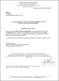 Certification Of Employment Letter Image Gallery Hcpr