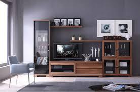 Wooden Units Living Room