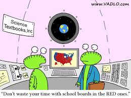 science textbooks in red states conservative prestige has spread throughout the universe