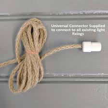 Rope Knot Light Pull Rope Knot Bathroom Light Pull Blind With Jute Rope Amazon