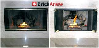 gas fireplace replacement. Bifold Fireplace Doors Removing Gas Replacement In Replacing Remove Brass C