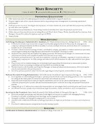 Resume Bookkeeper Resume
