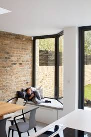 window chair furniture. A Glass Roof Above The Stairs Of This House Enables Daylight To Filter Down Window Chair Furniture G