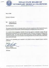 Veterinarian Cover Letter Resume And Cover Letter Resume And