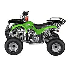 gmx mudder jnr farm atv 125cc green