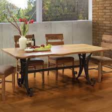 Kitchen Furniture Direct International Furniture Direct Parota Rectangular Dining Table