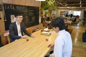 Interior Design Jobs In Tokyo Sharing Working Spaces And Ideas Members Chase New