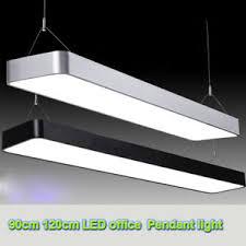 office pendant light. Image Is Loading 90cm-120cm-LED-Office-Pendant-Light-Modern-Office- Office Pendant Light