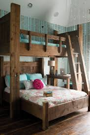 Best 25+ Wooden bunk beds ideas on Pinterest | Bunk bed, Rustic ...