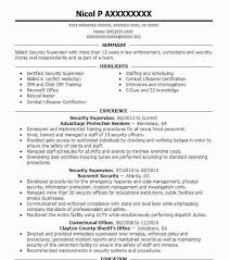 Security Supervisor Resume Awesome Best Security Supervisor Resume Example LiveCareer