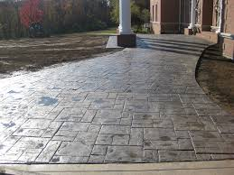 Decorative Concrete Overlay Stamped Concrete Knoxville Tn Flooring Company Dyon Construction