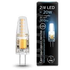 «<b>Лампа Gauss LED G4</b> 12V 2W 4100K» — Результаты поиска ...
