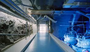 Wikileaks office Bunker Submarine Interior Design Ideas Interiors Of Wikileaks Server Bunkers In Sweden